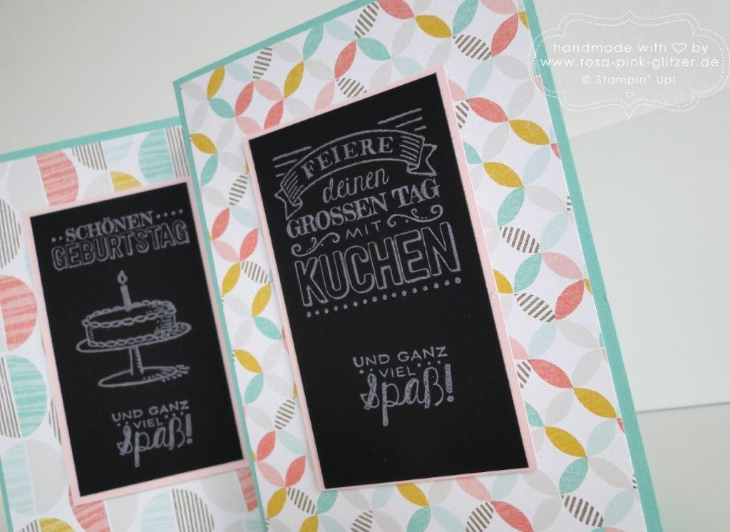 Stampin up Landshut - Workshop Januar Kirstin 4