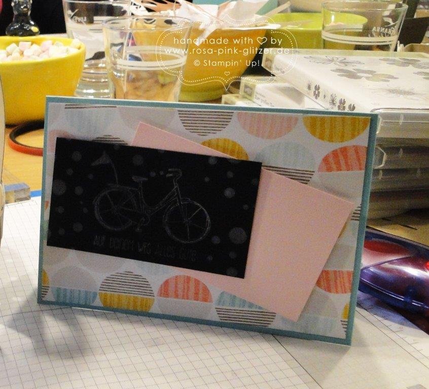 Stampin up Landshut - Workshop Ostern Frühling 2015 10