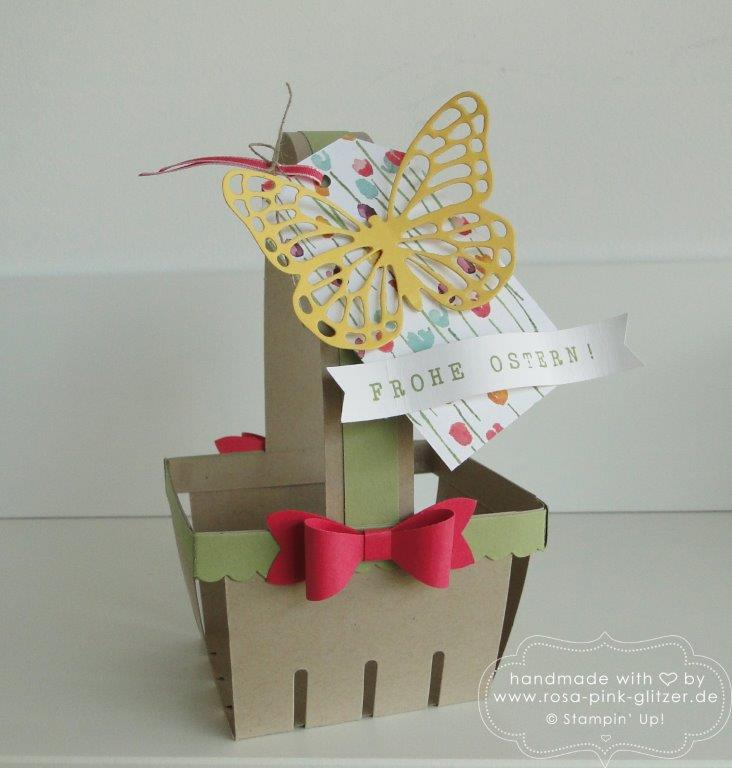 Stampin up Landshut - Workshop Ostern Frühling 2015 4
