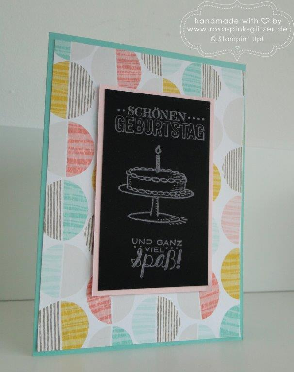 Stampin up Landshut - Workshop Ostern Frühling 2015 6