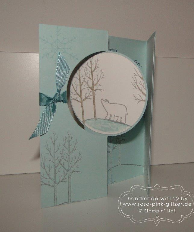 Stampin up Landshut - Last Minute Weihnachtskartenworkshop 10