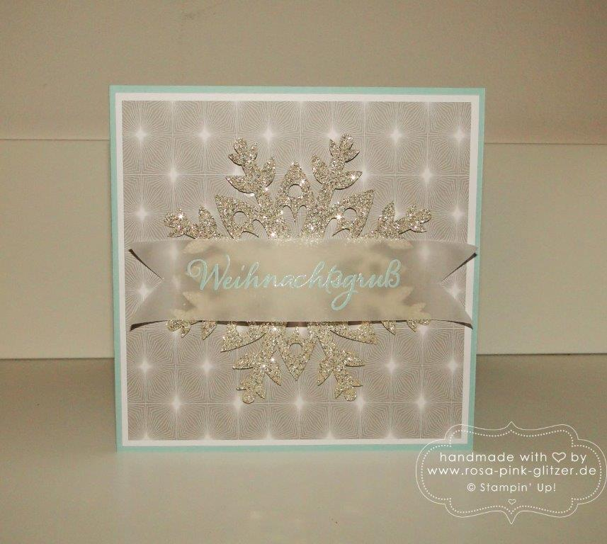 Stampin up Landshut - Merry Monday - Weihnachtstrio 1