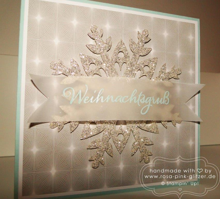 Stampin up Landshut - Merry Monday - Weihnachtstrio 2