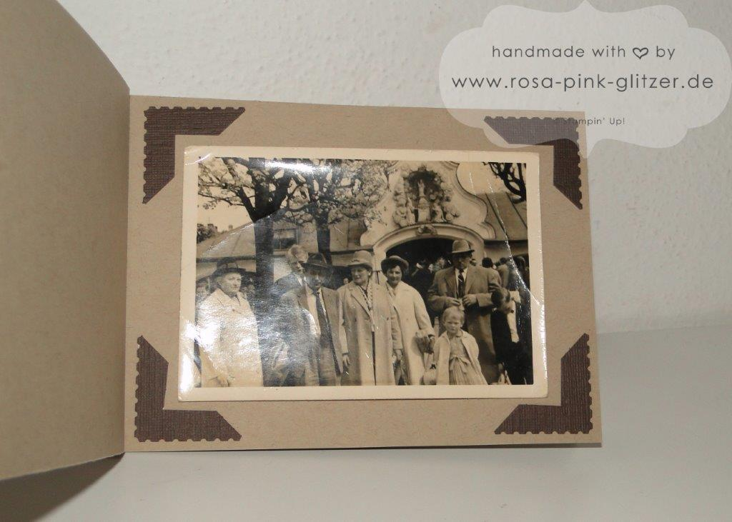 Stampin up Landshut - Mini-Album Inspiration Weeks Traveler 10
