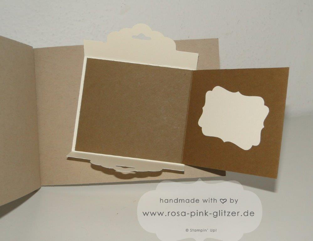 Stampin up Landshut - Mini-Album Inspiration Weeks Traveler 13