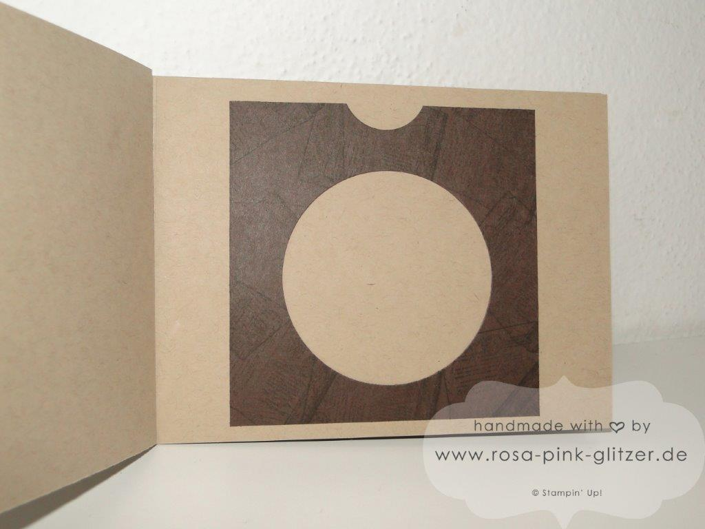 Stampin up Landshut - Mini-Album Inspiration Weeks Traveler 6