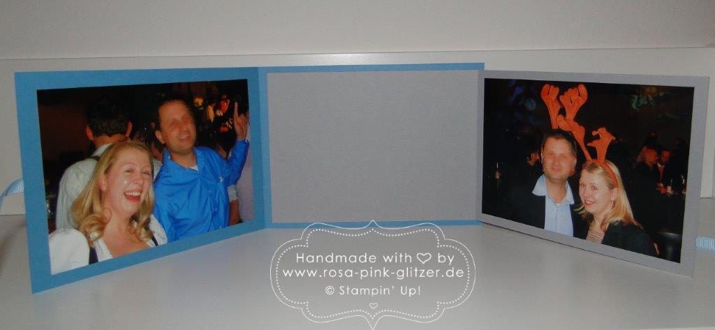 Stampin up Landshut - Minialbum Abschied Daniel 3