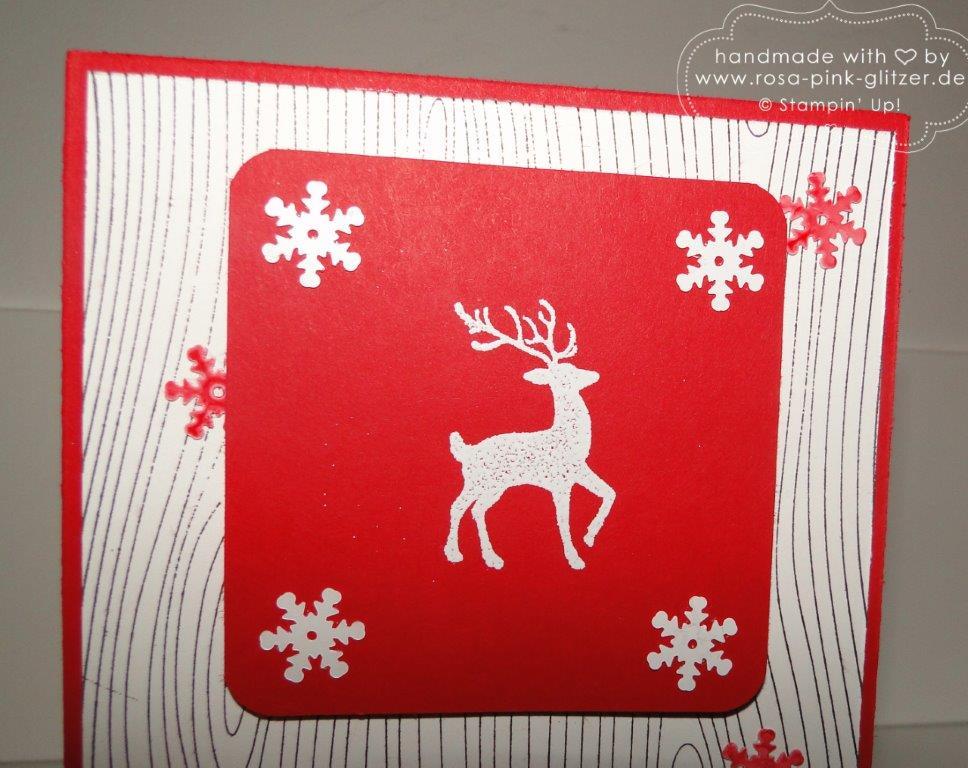 Stampin up Landshut - skandinavische Weihnachten 2