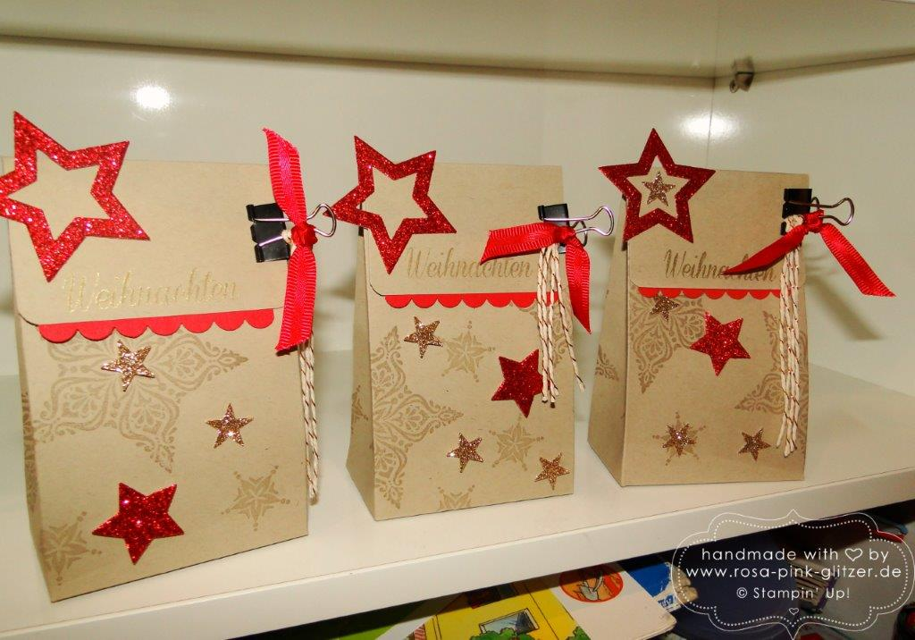 Stampin up Landshut - Weihnachtsworkshop November 2014 2