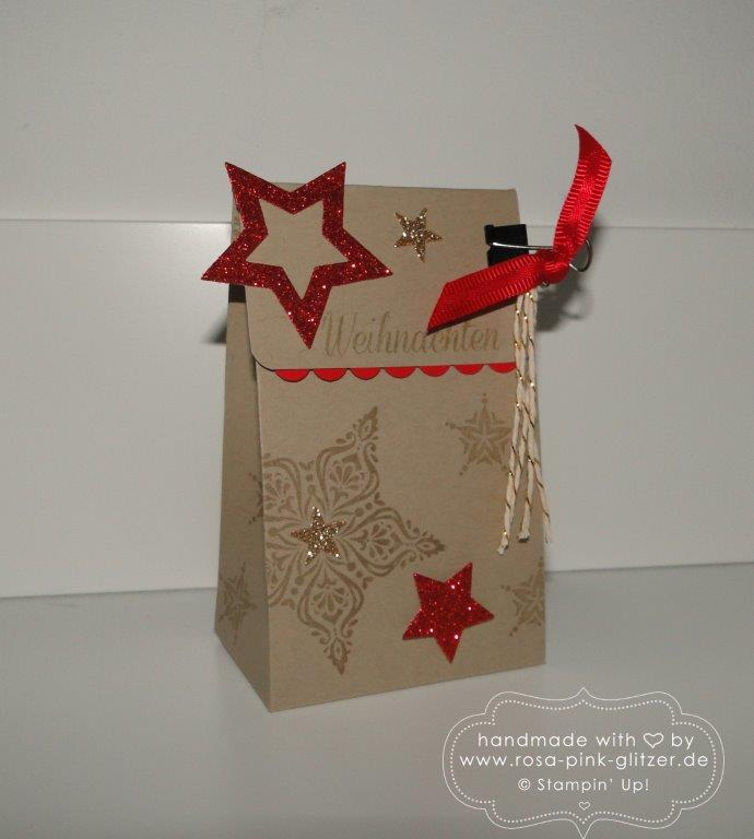 Stampin up Landshut - Weihnachtsworkshop November 2014 7