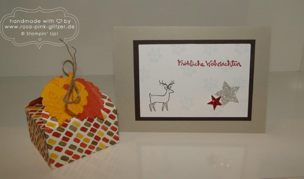 Stampin up Landshut - Workshop Oktober 2014 16