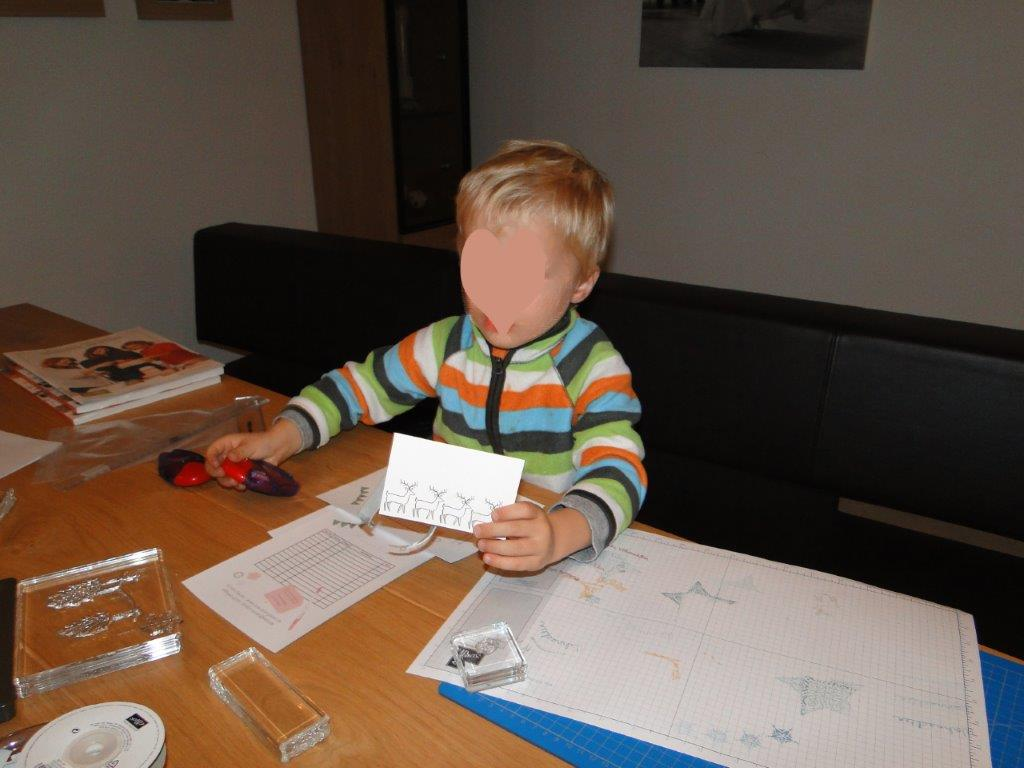 Stampin up Landshut - Workshop Oktober 2014 21