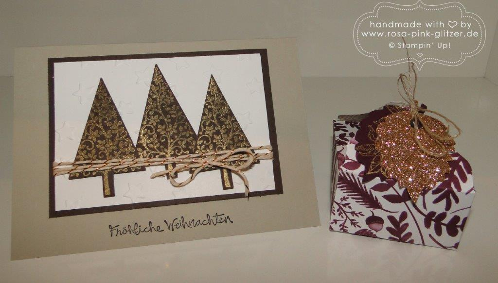 Stampin up Landshut - Workshop Oktober 2014 6