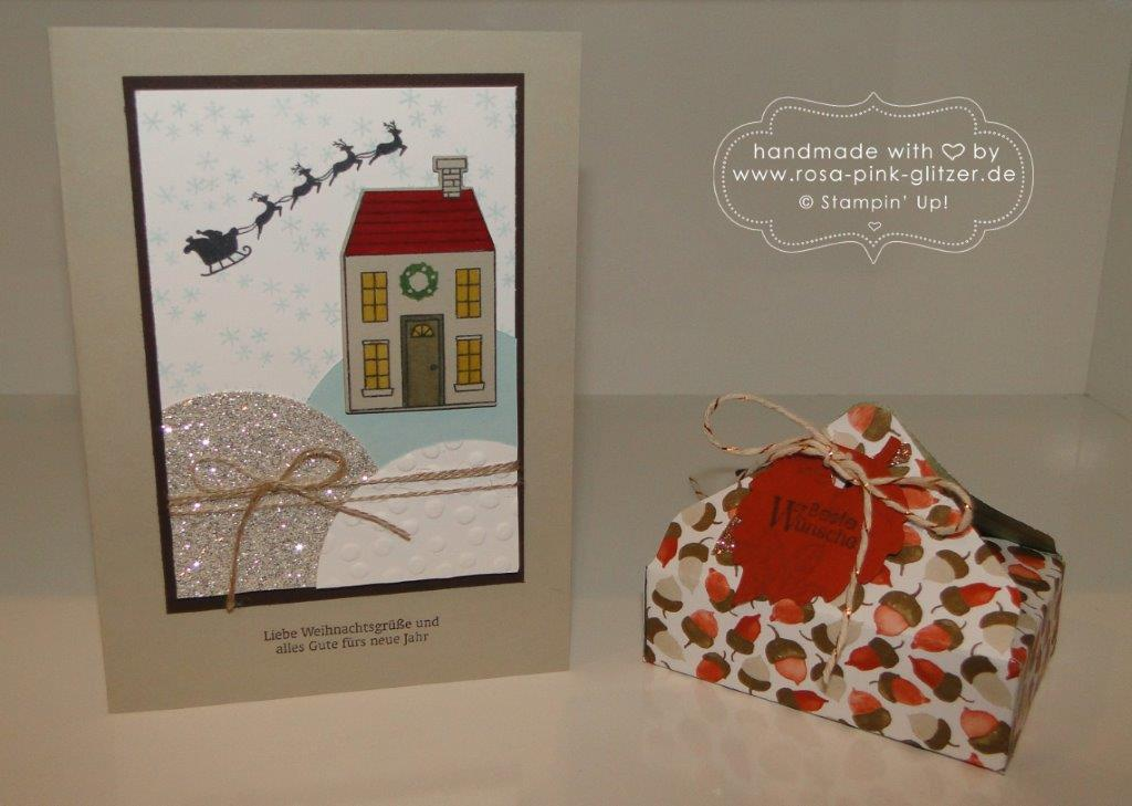 Stampin up Landshut - Workshop Oktober 2014 7