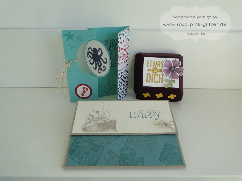 Stampin up Landshut - Workshop Stempelparty Start neuer Katalog 10 - Kopie