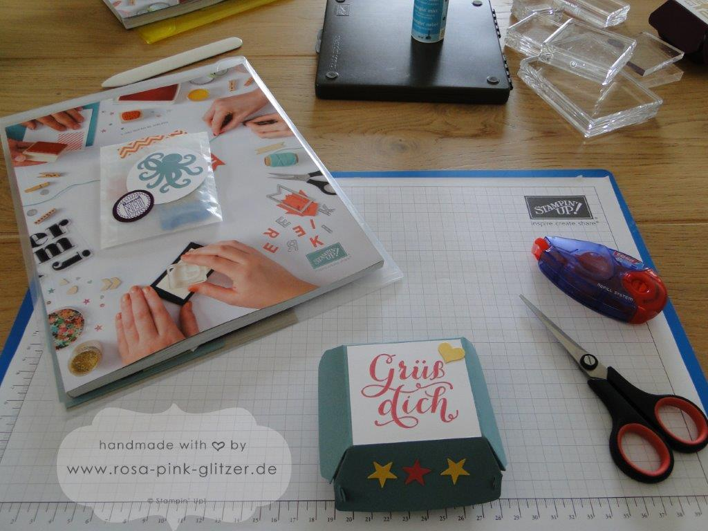 Stampin up Landshut - Workshop Stempelparty Start neuer Katalog 2 - Kopie