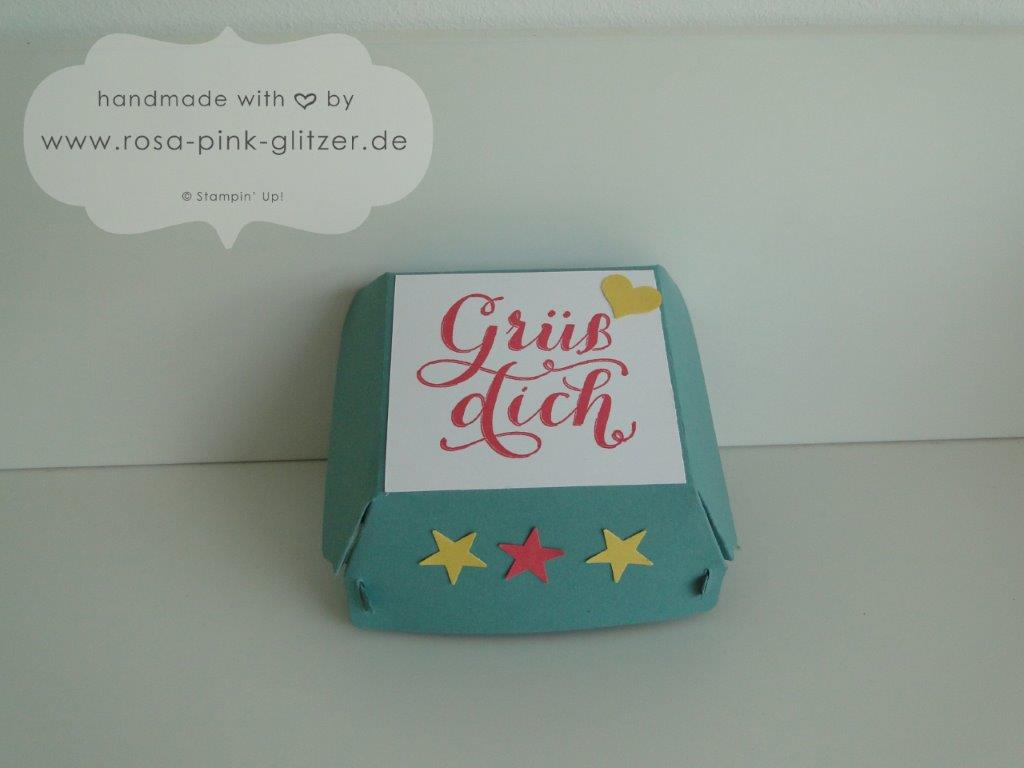 Stampin up Landshut - Workshop Stempelparty Start neuer Katalog 5 - Kopie