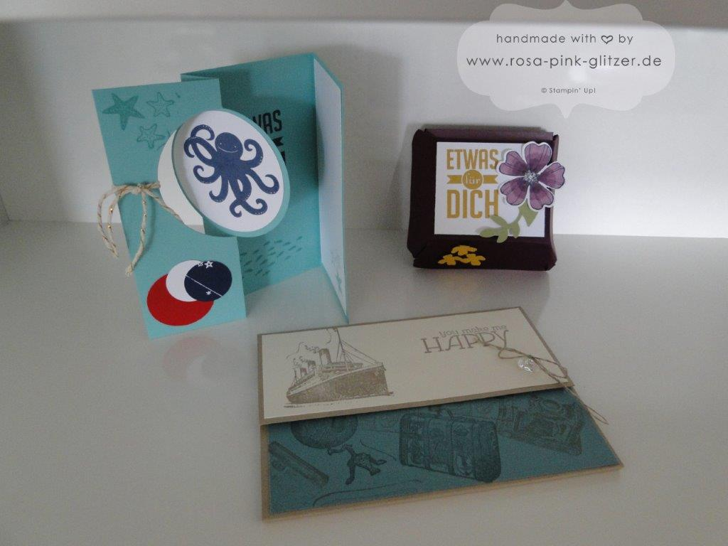 Stampin up Landshut - Workshop Stempelparty Start neuer Katalog 9 - Kopie