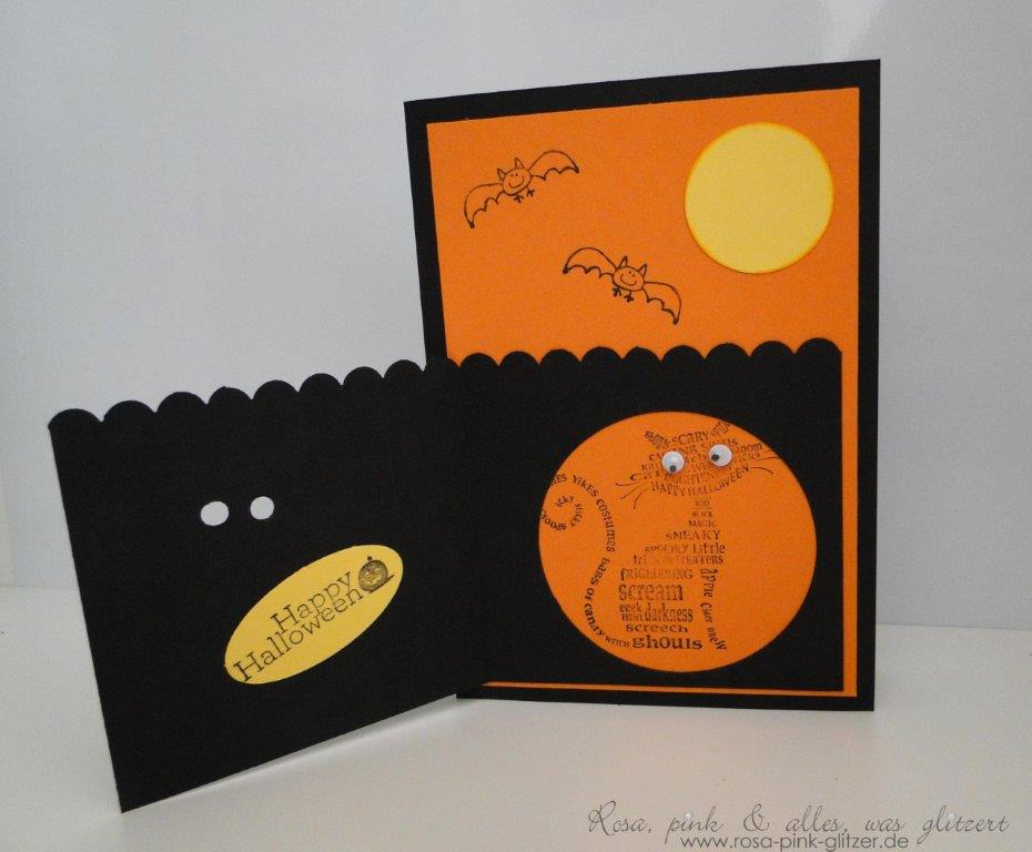 Stampin up Landshut - Frightening Feline - Halloween 3