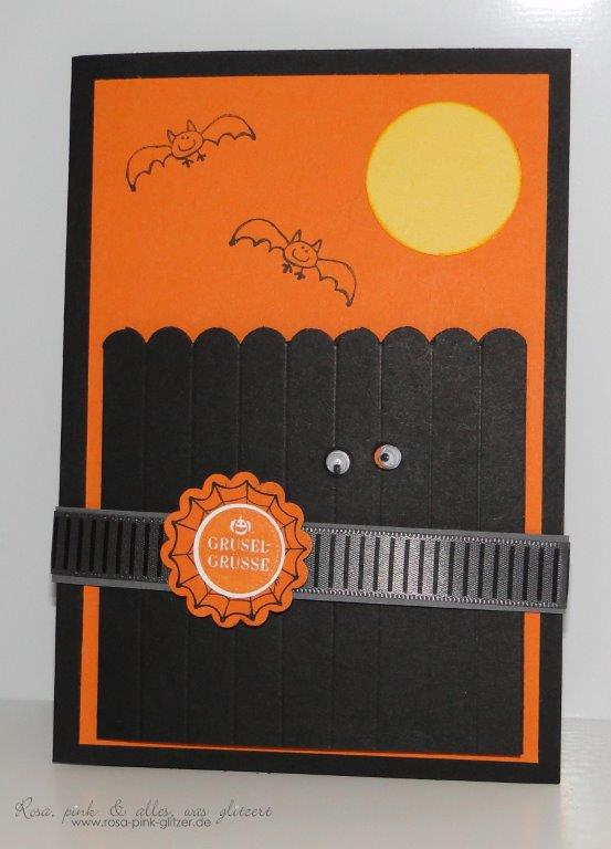 Stampin up Landshut - Frightening Feline - Halloween 6