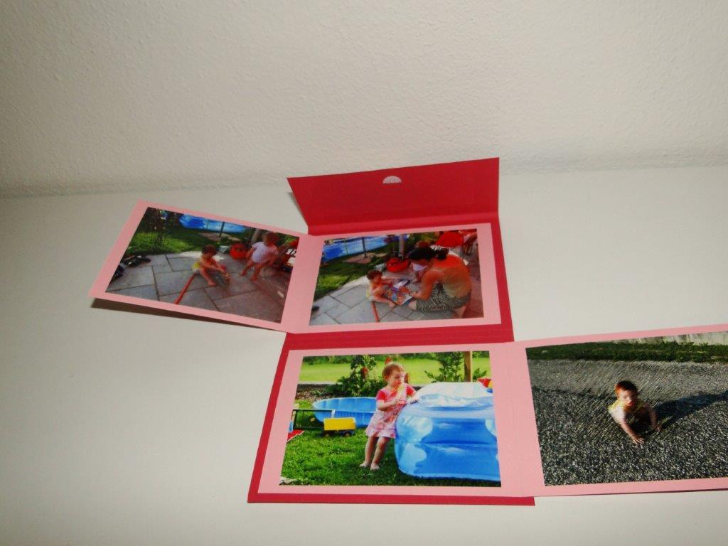 Stampin up Landshut - Minialbum Leni 3