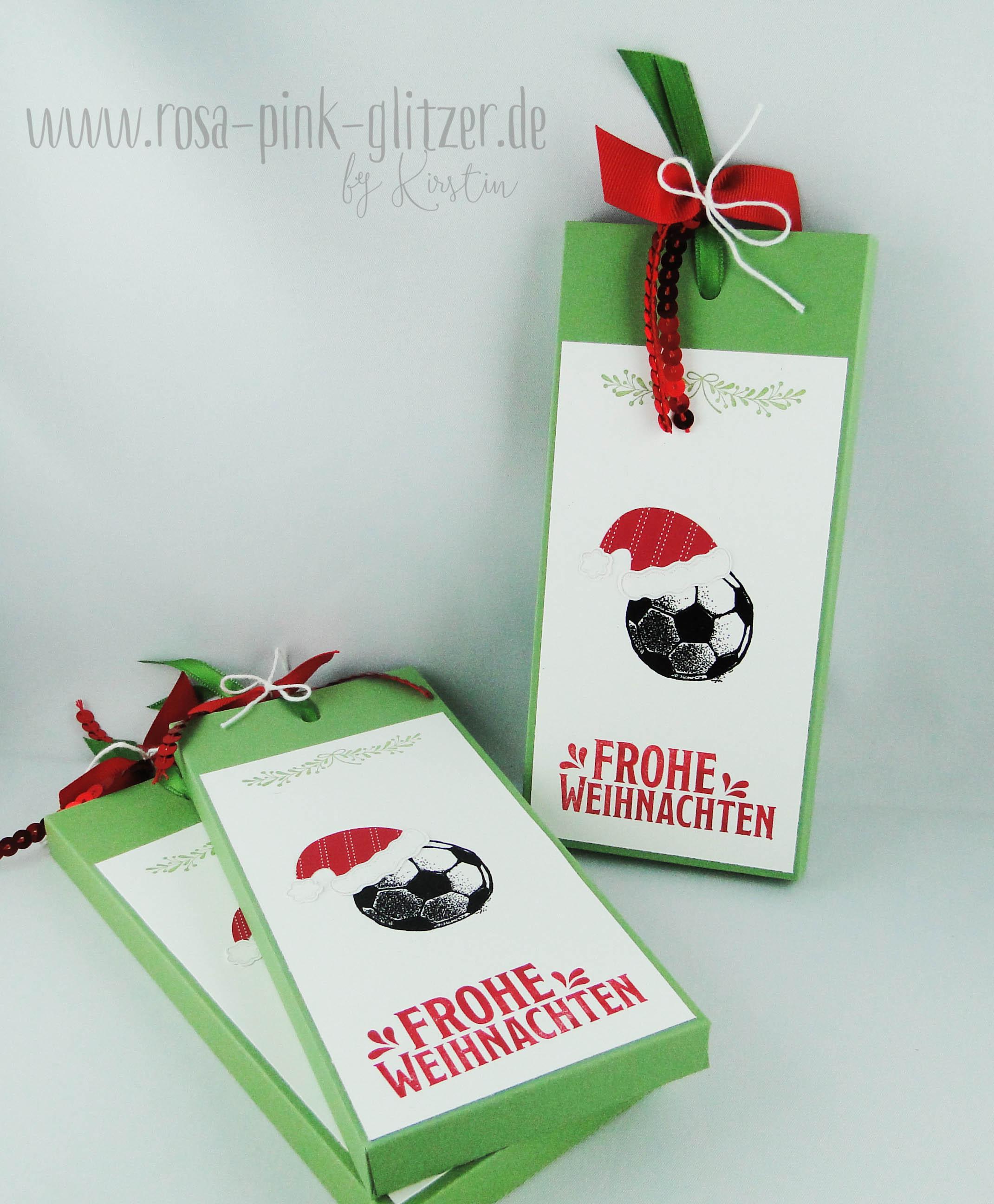 Weihnachtliche Geschenke für Lehrer, Erzieher, Trainer – Rosa, Pink ...