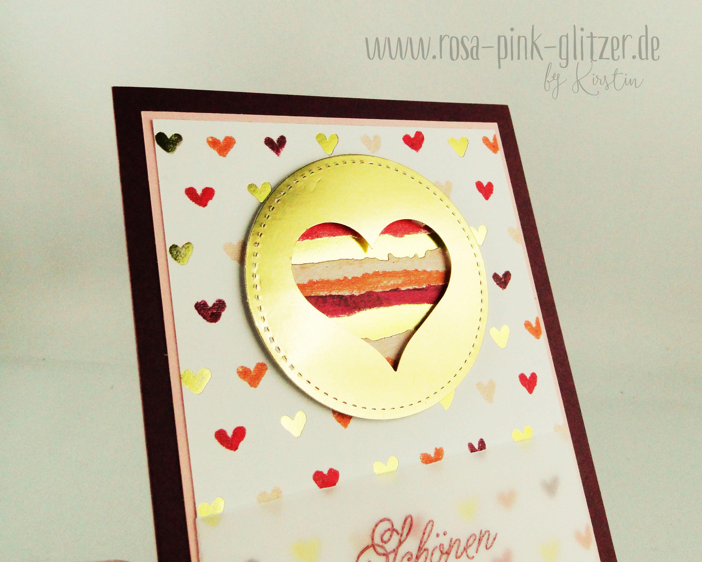Valentine – Rosa, Pink & alles was glitzert